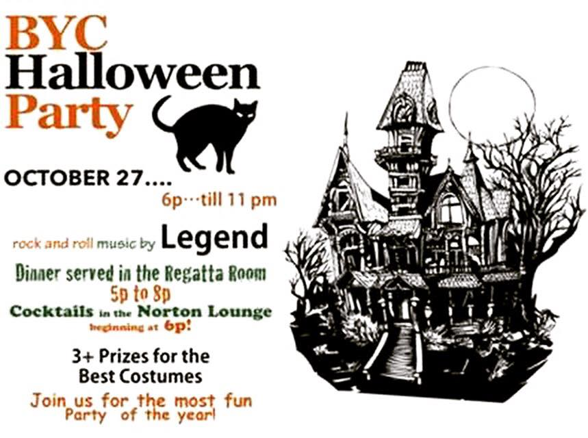 BYC Halloween Party